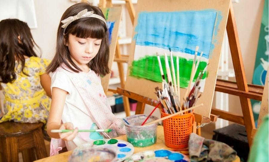 Initier ses enfants à l'amour de l'art