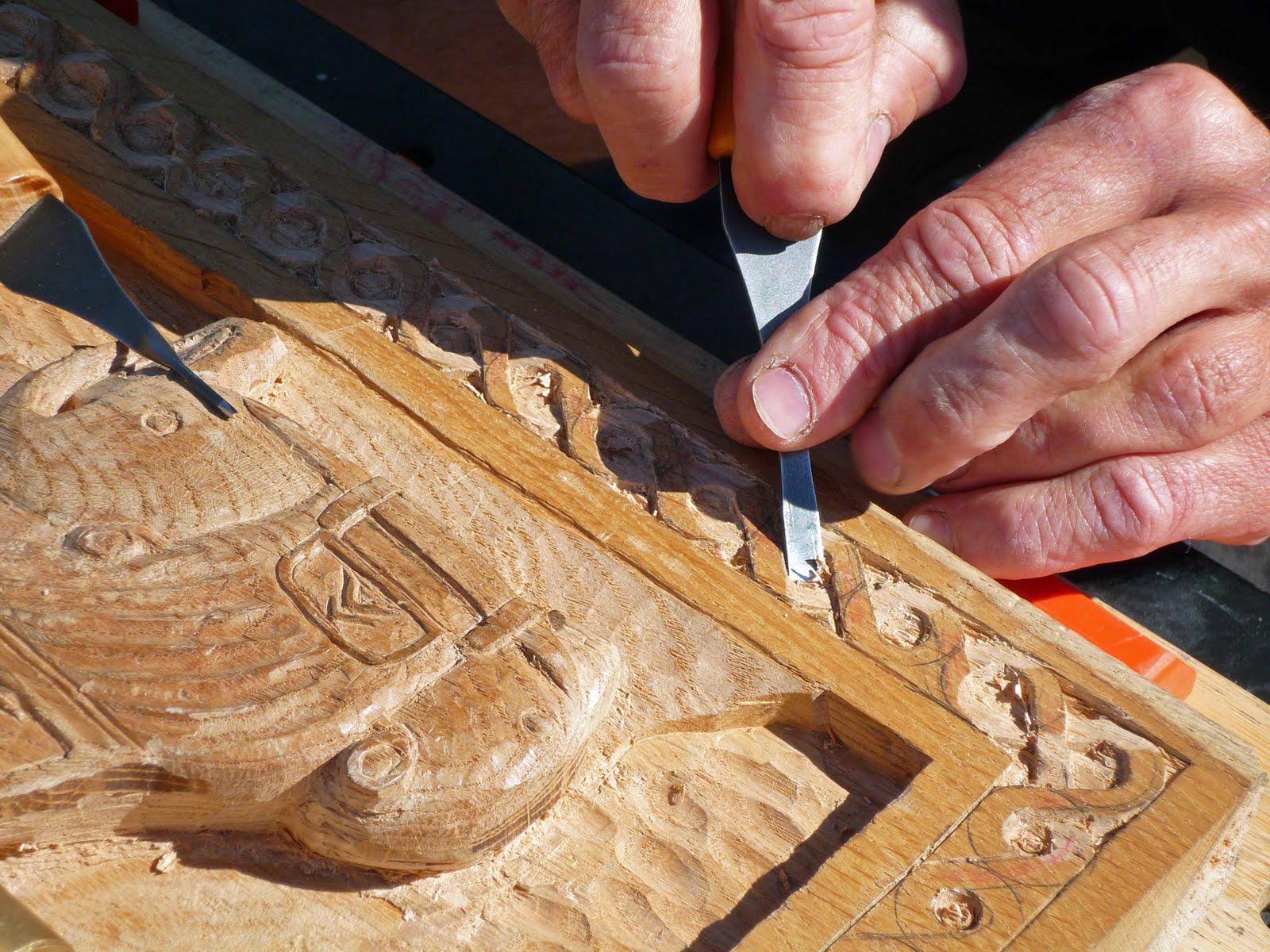 Les bois utilisés en sculpture sur bois