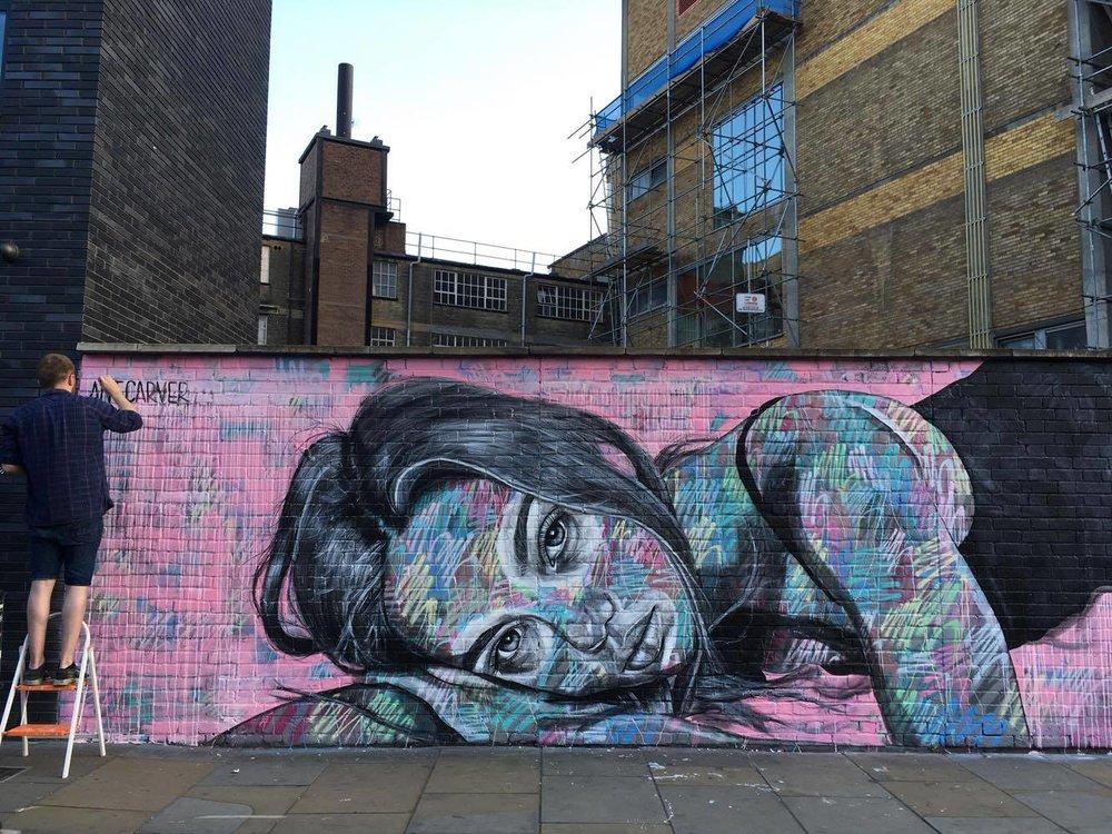 Le street art : quand l'art prend possession des façades publiques