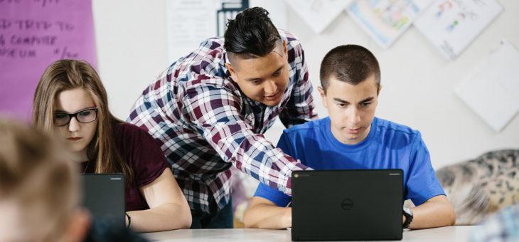 La technologie de pointe au service de l'éducation