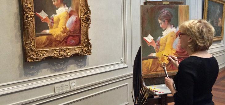 A savoir sur les copies d'oeuvres d'art